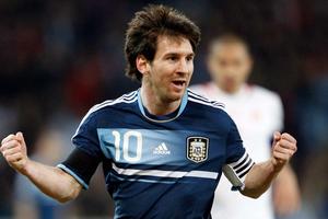 Παίζει με την Εθνική Αργεντινής ο Μέσι
