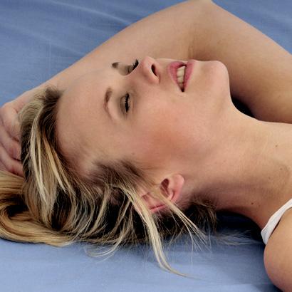 Μια γυναίκα απεικονίζει τη γυναικεία σεξουαλικότητα στην πιο ειλικρινή.