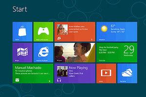 Τον Οκτώβριο διαθέσιμα τα Windows 8