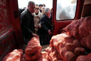 Στο Σέιχ Σου σήμερα η αγορά φθηνής πατάτας