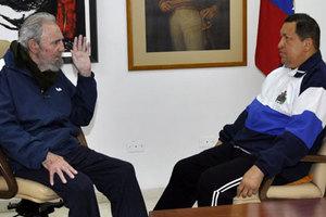 Θλίψη στην Κούβα για το θάνατο του Τσάβες