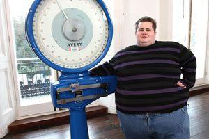 Πήγε σε τηλεοπτική εκπομπή για να χάσει βάρος