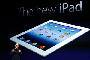 Το νέο iPad δεν... τρέχει μόνο του