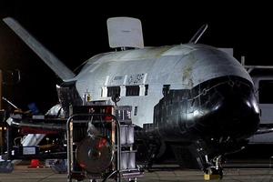 Μυστικό σκάφος των ΗΠΑ σε τροχιά γύρω από τη Γη
