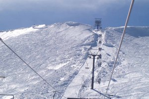 Χιονοστιβάδα στη Βασιλίτσα, αγωνία για 30χρονο που έκανε snowboard