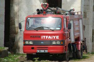 Φωτιά στο διαμέρισμα του Ντατόμε