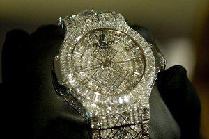 Το πιο ακριβό ρολόι του κόσμου