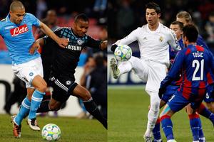 «Κλείνει» η οκτάδα στο Champions League