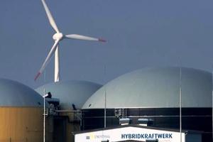 Πολλά υποσχόμενη η μετατροπή αιολικής ενέργειας σε υδρογόνο