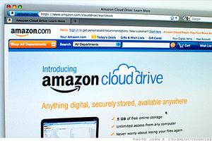 Σχεδόν 500.000 servers χρησιμοποιεί το Amazon Cloud