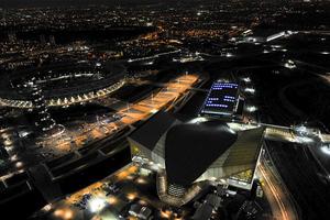 Το Λονδίνο τη νύχτα