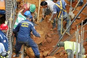 Δέκα νεκροί σε κατολίσθηση χρυσωρυχείου στην Κολομβία