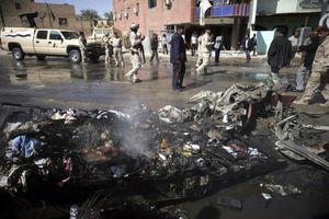 Έκρηξη βόμβας στο Ιράκ