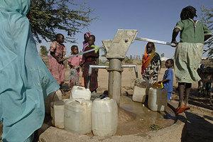 Βοηθήστε το έργο της UNICEF για καθαρό νερό