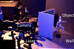 Κάμερα «βλέπει» αντικείμενα πίσω από γωνίες!