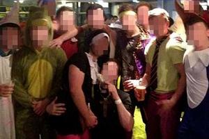 Τιμωρία ομάδας ράγκμπι για ρατσιστική και σεξιστική συμπεριφορά