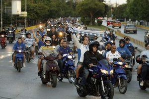 Με μηχανοκίνητη πορεία υποδέχονται τον Τσίπρα οι οπαδοί του Ηρακλή