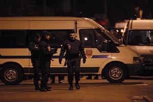 Για λόγους εκφοβισμού οι εκρήξεις στην Τουλούζη