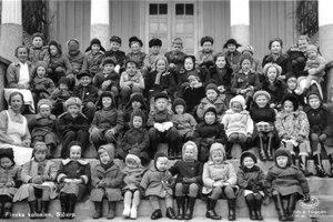 Tα 10.000 «παιδιά του πολέμου»