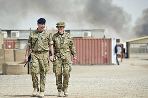 Νέα επίθεση Αφγανού αστυνομικού σε στρατιώτες του ΝΑΤΟ