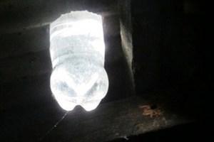 «Ένα λίτρο φως» σε 1 εκατ. παράγκες