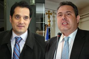 «Ο Άδωνις Γεωργιάδης είναι ο εθνικός μας μαλ...»