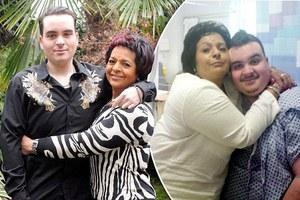Μητέρα και γιός έχασαν 115 κιλά