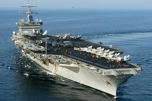 Στο Φάληρο το θρυλικό αμερικανικό «Enterprise»