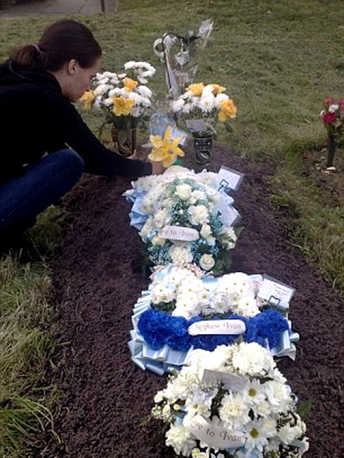 BOOB5 Η τραγική ιστορία μίας 31χρονης που έχασε το μωρό της