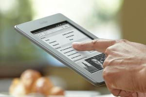 Συμφωνία Amazon-Waterstones για διάθεση του Kindle στη Βρετανία