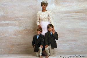Η πριγκίπισσα Νταϊάνα και οι... ξυπόλυτοι πρίγκιπες