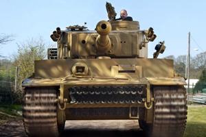 Ξαναζωντανεύει ο γερμανικός «τίγρης»