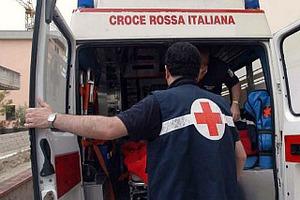 Δωρεά ασθενοφόρου από τον ιταλικό Ερυθρό Σταυρό