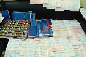 Σπείρα πλαστογραφούσε και πουλούσε φορολογικά στοιχεία