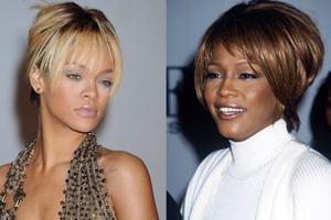 Η Rihanna θέλει να υποδυθεί την Whitney Houston
