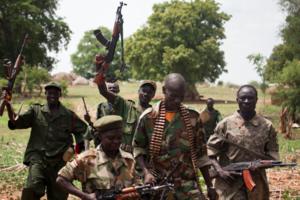 Αιματηρές συγκρούσεις με αντάρτες στο Νότιο Σουδάν