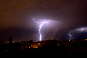 Κακοκαιρία Γηρυόνης: Πώς θα εξελιχθεί το φαινόμενο αύριο Τρίτη