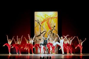 Το Béjart Ballet Lausanne στην Αθήνα
