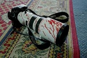 Δημοσιογράφοι θύματα πολέμου