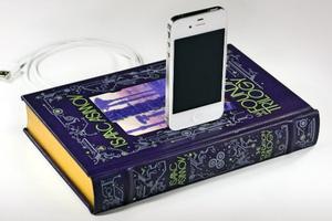 Φορτιστής-βιβλίο για το iPhone