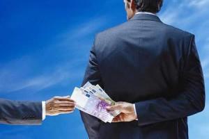 Διοικήσεις επιχειρήσεων συχνά γνωρίζουν για τις δωροδοκίες ξένων αξιωματούχων