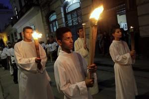 Ημέρα αργίας κηρύχθηκε η Μεγάλη Παρασκευή στην Κούβα