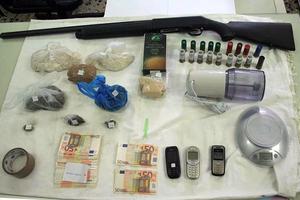 Συλλήψεις για ναρκωτικά στην Καβάλα!