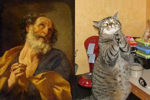 Γάτες με... καλλιτεχνικές ευαισθησίες