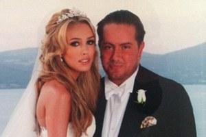 Η μαγική ημέρα του γάμου της Petra… αξίας 12 εκατ. λιρών
