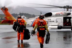 Νεκροί δύο λιμενοφύλακες σε αεροπορική βάση στην Αλάσκα