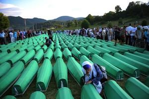 Ανακάλυψαν διπλά ταμεία σε δύο μουσεία αφιερωμένα στη Γενοκτονία των Βοσνίων