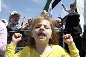Ξεπέρασαν τους ένα εκατομμύριο οι πρόσφυγες στη Συρία