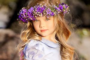 Σχεδιάστρια μόδας ετών πέντε!