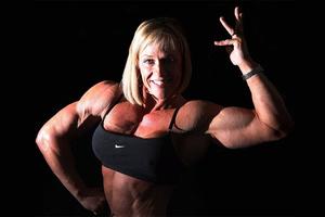 Η γιαγιά bodybuilder σκοπεύει να στεφθεί Μις Ολυμπία